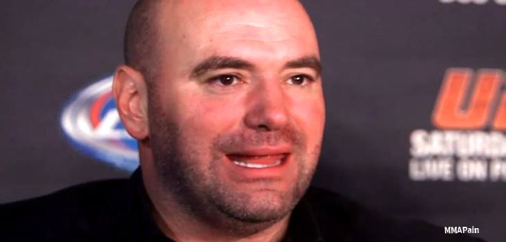 dana white ufc 166 post