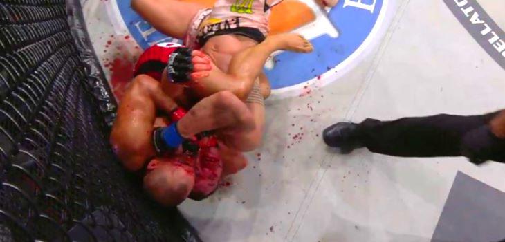 Eddie Alvarez vs Michael Chandler 2