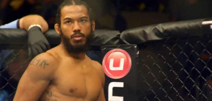 Benson Henderson fighter