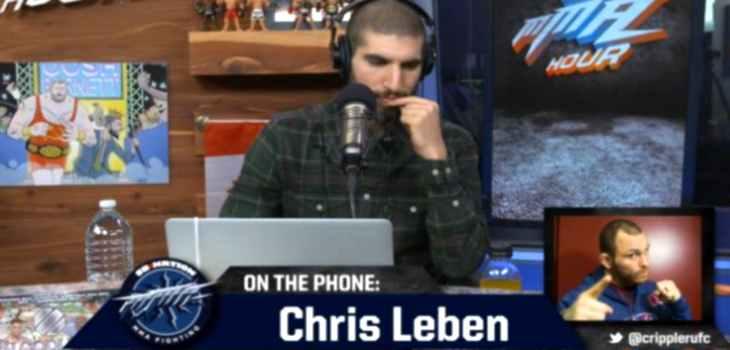 Chris Leban ufc retirement