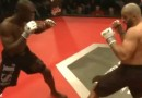 Costas Philippou vs Uriah Hall Fight Video
