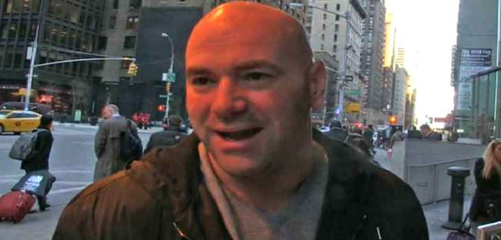 Dana White talk Brock Lesnar
