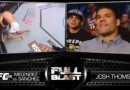 Josh Thomson ufc on fox 10
