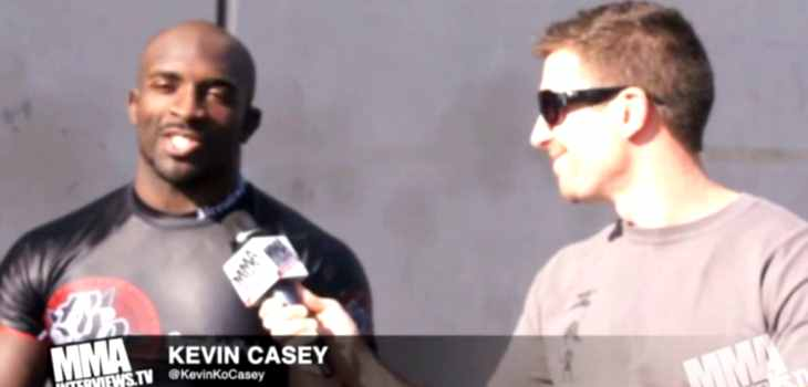 Kevin Casey interview