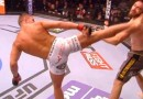 UFC on Fox 10 slow mo