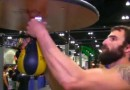fast speed bag workout