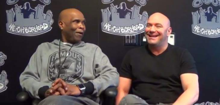 Dana White interview Big Boy TV
