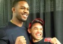 Jon Jones and Barao