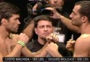 UFC fight night 36 weight