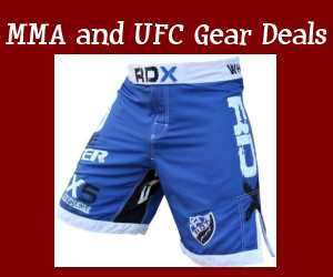 cheap mma deals
