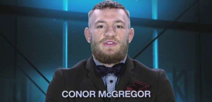 Conor McGregor MMA Idol