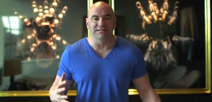 Dana White video blog 172
