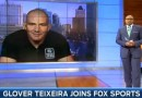 Glover Teixeira FOX Sports Live
