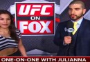 Julianna Pena hurt