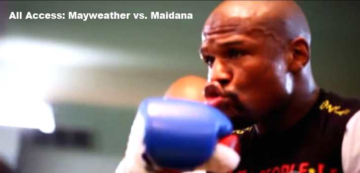 Mayweather vs. Maidana
