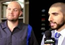 Ariel Helwani and Dave Doyle