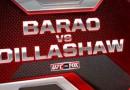 Barao vs. Dillashaw