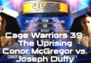 Conor McGregor vs Joseph Duffy fight