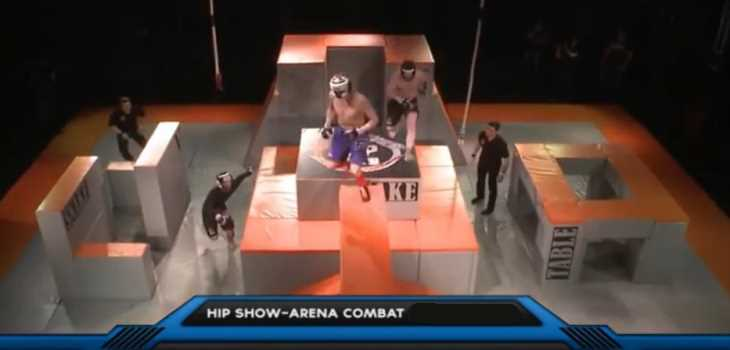 Hip show combat