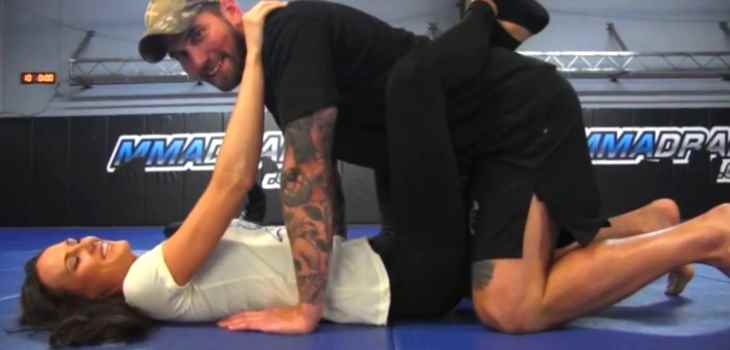 How to be an MMA fighter
