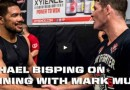 Mike Bisping training