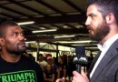 Rampage Jackson and Luke Thomas