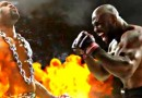 Rampage vs. King Mo fight
