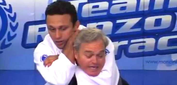 renzo gracie crazy