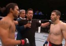 Benson Henderson vs. Rustam Khabilov fight video