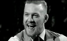 Conor McGregor laugh
