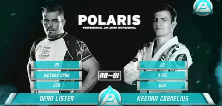 Dean Lister vs Keenan Cornelius video