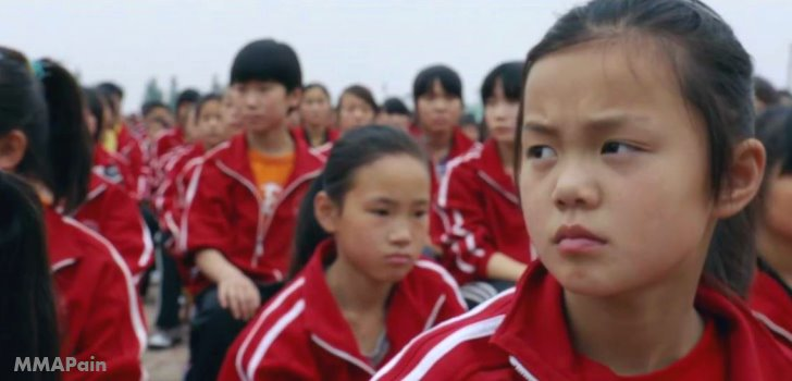 Children Fighters China