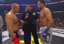 Fabricio Werdum vs. Fedor Emelianenko fight videos replay
