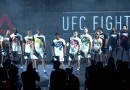 UFC Reebok fight kit Uniform