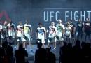 UFC Reebok fight kit Uniform