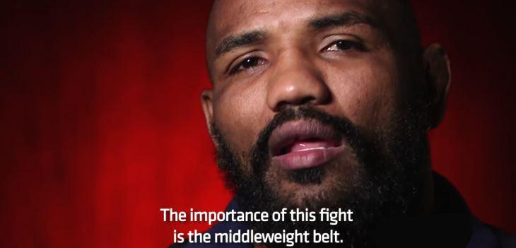 Yoel Romero ufc fighter