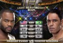 Antonio Rogerio Nogueira vs Rashad Evans fight video