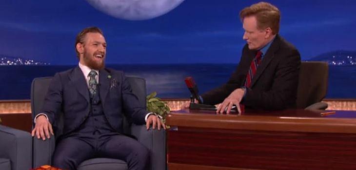 Conor McGregor Conan
