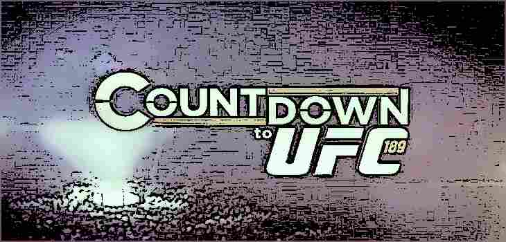 Countdown to ufc 189 video