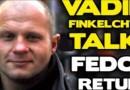 Fedor Return Tom MMA 2015