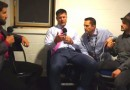 John Gooden, Brian Stann, Brad Pickett and Mike Goldberg