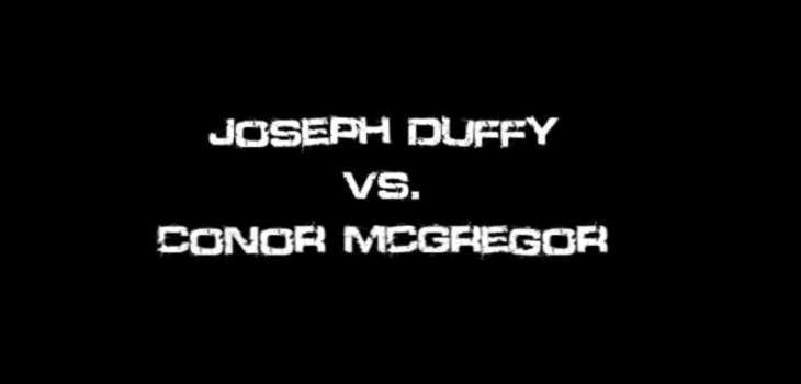 Joseph Duffy vs Conor McGregor 39