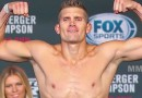 Stephen Wonderboy Thompson UFC 2015