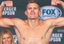 Stephen Wonderboy Thompson UFC 2015