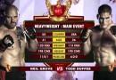 Todd Duffee vs Neil Grove fight video