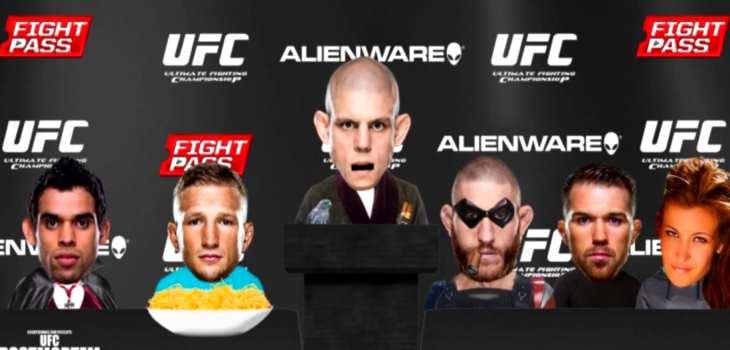 UFC Chicago post show
