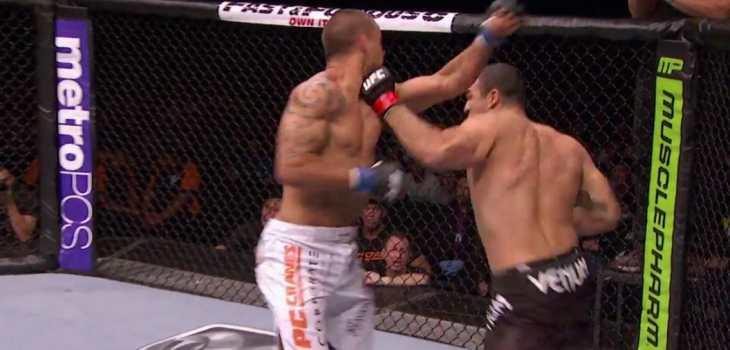 UFC knockouts 2015