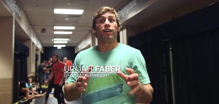 Urijah Faber vs Conor McGregor 2015