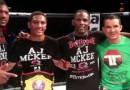 AJ McKee and Rampage Jackson
