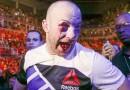 Busted Eye UFC MMA